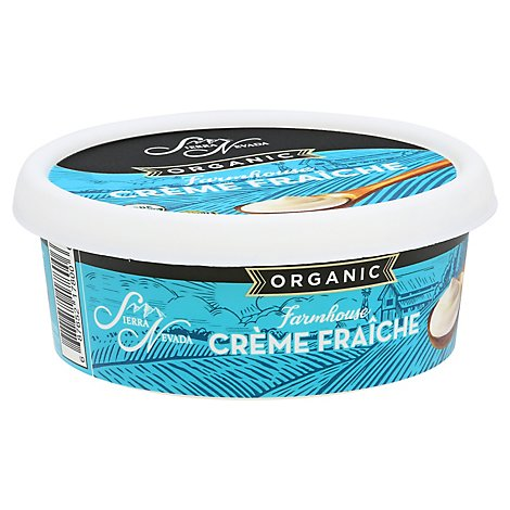Sierra Nevada Creme Fraiche Cheese - 8 Oz