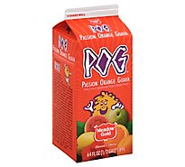 POG Passion Orange Guava Juice Chilled - 64 Fl. Oz.