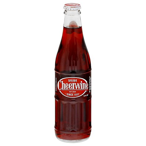 Cheerwine Legend Soft Drink - 12 Fl. Oz.
