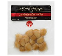 SeaBear Smoked Scallops Northwest Weathervane - 4 Oz