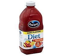 Ocean Spray Diet Juice Cran-Mango - 64 Fl. Oz.