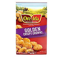 Ore-Ida Potatoes Shredded Crispy Crowns Seasoned - 30 Oz