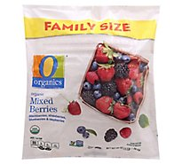 O Organics Organic Mixed Berries - 48 Oz