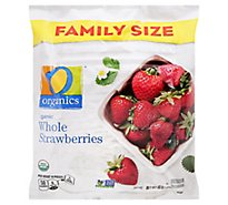O Organics Organic Strawberries Whole - 48 Oz