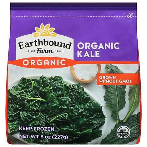 Earthbound Farm Organic Kale - 8 Oz