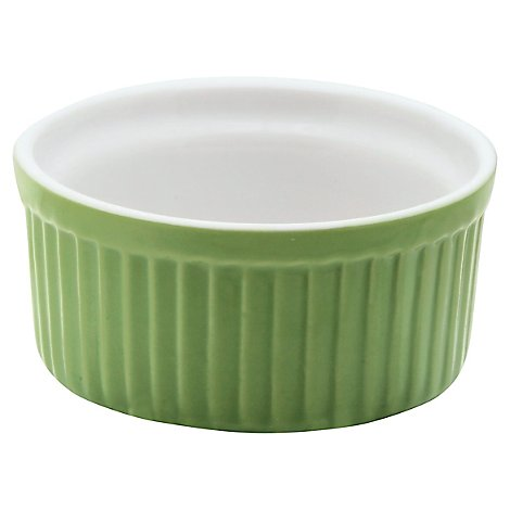 Ramekin Grass Two Tone - Each