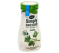 Marzetti Simply Dressed Ranch - 12 Fl. Oz.