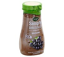 Marzetti Simply Dressed Balsamic - 12 Oz