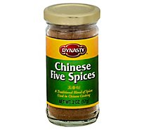 Dynasty Chinese Five Spice - 2 Oz