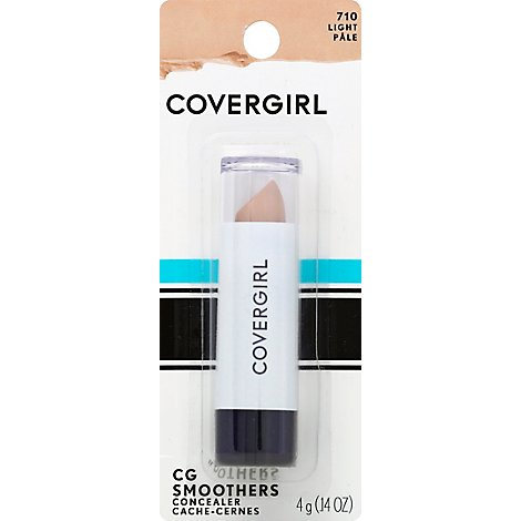 COVERGIRL CG Smoothers Concealer Light 710 - 0.14 Oz