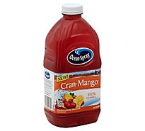 Ocean Spray Juice Cran-Mango - 64 Fl. Oz.