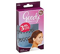 Goody SimpleStyles Spin Pin Brunette - 2 Count