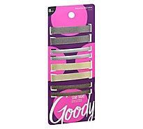 Goody Barrette Classics Metal Toni - 8 Count