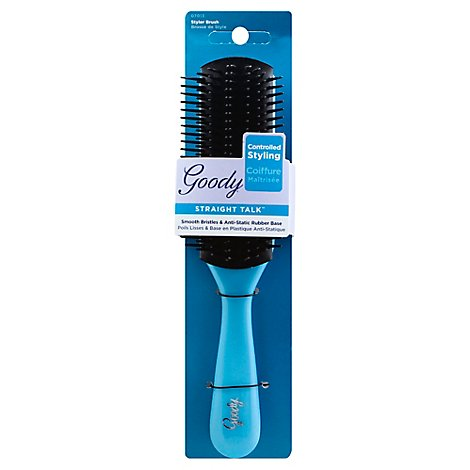 Goody Brush Styling Rubber Base Full Size - Each