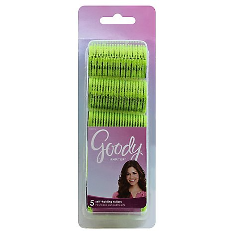 Goody AmpItUp Rollers Self Holding - 5 Count