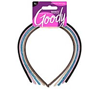 Goody Headbands Classics Shoestrings - 5 Count