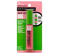 Maybelline Mascara Great Lash Big Mascara Blackest Black 130 - .34 Fl. Oz.