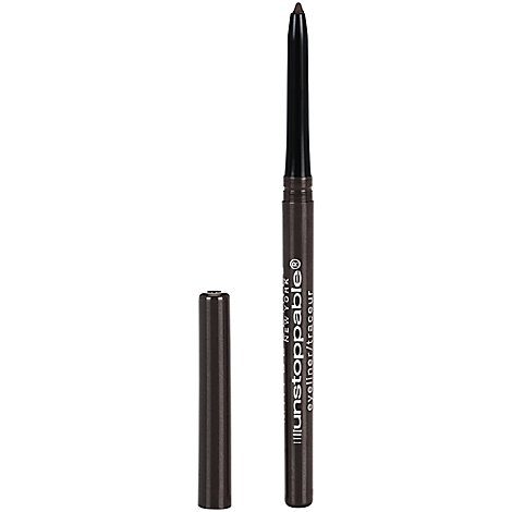 Maybelline Eyeliner Unstopppable Smudge-Proof Waterproof Espresso 702 - 0.01 Oz