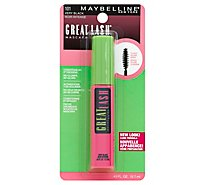 Maybelline Mascara Great Lash Very Black 101 - .43 Fl. Oz.