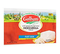 Galbani Cheese Mozzarella Loaf - 32 Oz