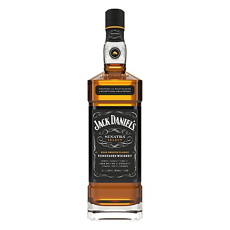 Jack Daniels Whiskey Tennessee Sinatra Select 90 Proof - 1 Liter