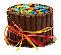 Bakery Cake 8 Inch 2 Layer Candy