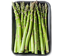 Fresh Cut Asparagus Trimmed Tray Pack - 10 Oz