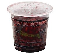 Pomegranate Arils Fresh - 4.4 Oz