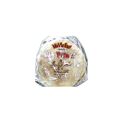 Middle East Whole Wheat Pita Bread - 10 Oz