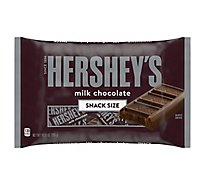 HERSHEYS Milk Chocolate Snack Size - 10.35 Oz