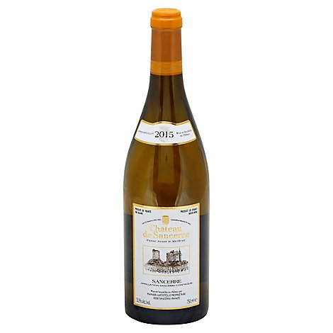 Chateau De Sancerre Wine - 750 Ml