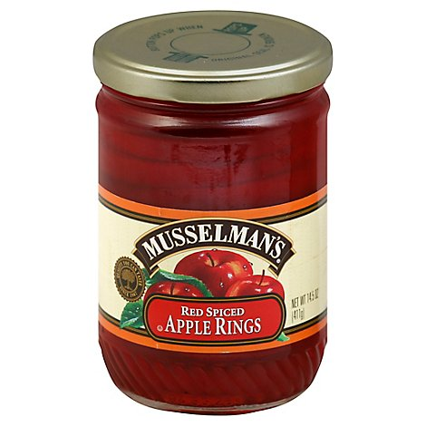 Musselmans Spice Apple - 14.5 Oz