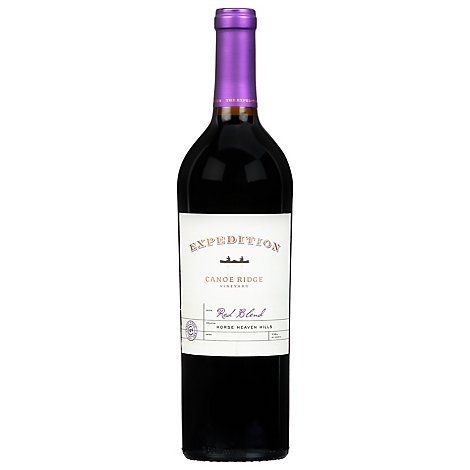 Canoe Ridge Expedition Red Wine - 750 Ml