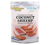 Northern Chef Coconut Shrimp With Sweet Thai Chili Sauce - 9 Oz