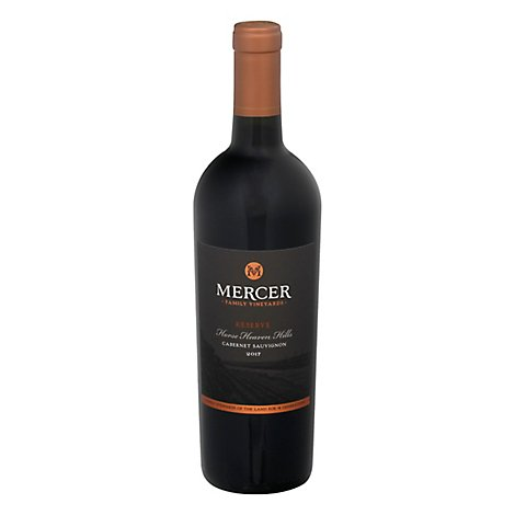 Mercer Estates Cabernet Wine - 750 Ml