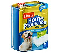Hartz Home Protection Dog Pads - 14 Count