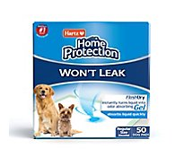 Hartz Home Protection Dog Pads Bag - 50 Count
