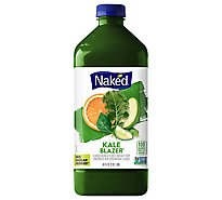 Naked Juice Smoothie Veggies Kale Blazer - 64 Fl. Oz.