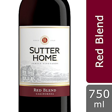 Sutter Home Red Blend Wine - 1.5 Liter