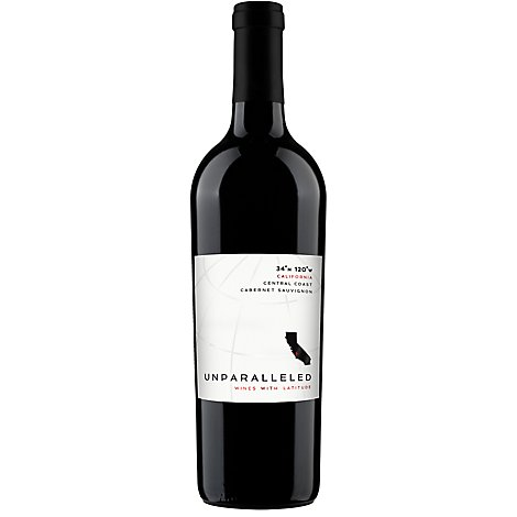 Unparalleled Cabernet Sauvignon Wine - 750 Ml