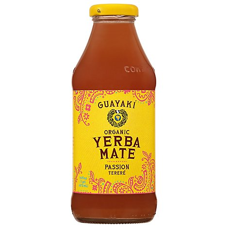 Guayaki Yerba Mate Pure Passion - 16 Fl. Oz.