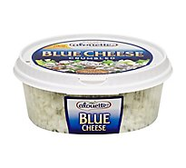 Alouette Cheese Crumbled Blue - 4 Oz