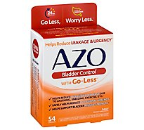 AZO Bladder Control - 54 Count