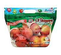 Apples Honeycrisp Prepacked - 3 Lb
