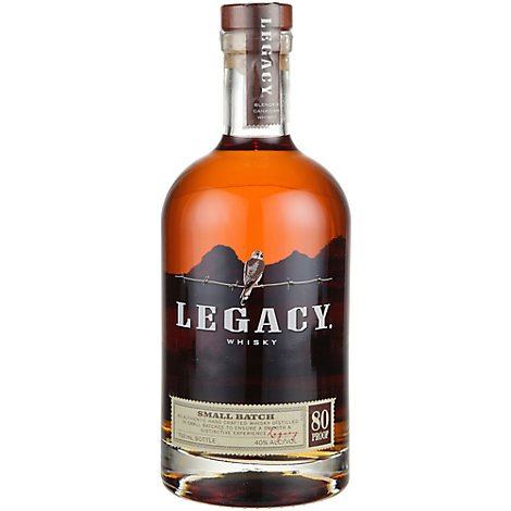 Legacy Canadian Whiskey - 750 Ml