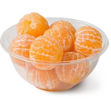 Fresh Cut Tangerine Slices - 20 Oz