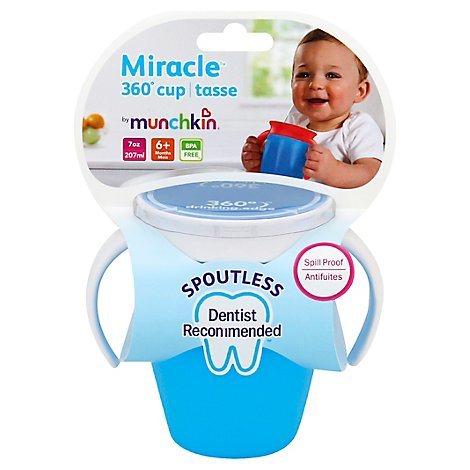 Munchkin 360 Miracle Cup 7 Oz - Each