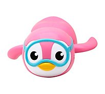 Munchkin Stuffed Toy Wind-Up Swimming Penguin - Each