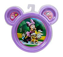 The First Years Assorted Plates Mickey And Minnie - Each