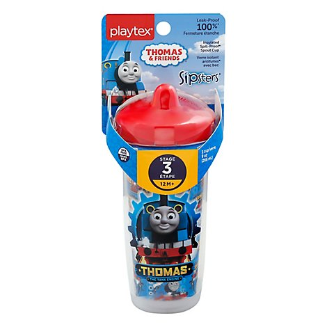 Playtex Insulated Spout Cup Thomas & Friends - Each